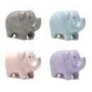 Custom Elephant - Unique Mini Hand Painted Ceramic Bank, 6