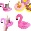 Custom Inflatable Floating Drink Holder, 7 9/10
