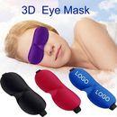 Custom Soft 3D Sleep Eye Mask, 9