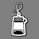 Luggage Tag W/ Tab - Slot Machine