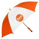 Custom The Vented Paramount Golf Umbrella, 64