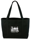 Custom Daily Tote With Shoulder Handles, 18.9