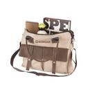 Custom The Sahara Messenger Bag - Beige, 16.0