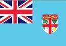 Custom Nylon Fiji Indoor/Outdoor Flag (3'x5')