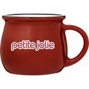 Custom 10 Oz Otis Mug - Red, 3.375