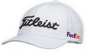 Custom Titleist Tour Performance White Cap
