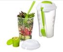Custom 3 Piece Salad Shaker Set
