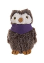 Custom Plush Owl With Bandana 8