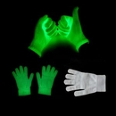 Custom Night Luminous Knitted Gloves, 8.9