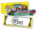 Custom 3 Pack Jumbo Crayons