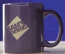 Custom 11 Oz. Purple Anchor Ceramic Mug