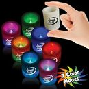 Custom 7 Color Light Up LED Votive Candles