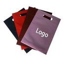 Custom Die Cut Handle Tote Bag, 11 3/4
