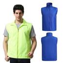 Custom Adult Waterproof Advertising Safety Vest, 25