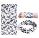 Custom Polyester Multifunctional Headband / Bandana, 19 5/8