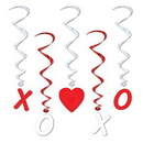 Custom Valentines Whirls, 40