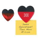 Custom Heart Shape Clip, 2 3/4