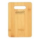 Custom MI4207 - Bamboo Small Cutting Board - CLOSEOUT