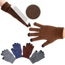Custom Touch Screen Anti-slip Gloves, 8 1/2