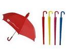 Custom Kid's Manual Open Umbrella with Drip Free Cover (34