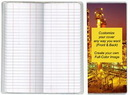 Custom Full-Color Digital Long (Oil & Pipe) Tally Book, 3 1/2