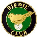 Custom Golf - Birdie Club Pin, 3/4
