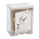 Custom Silver Plated Vault Bank
