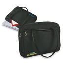 Custom Cosmopolitan Compu-Tote, Laptop Portfolio, Messenger Bag, 17