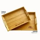 Custom Bamboo Serving Tray - Medium, 16