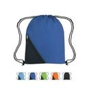 Custom Drawstring Bag With Pocket