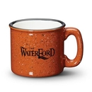 Custom Savannah Mug - 15oz Terra Cotta