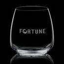 Custom Hogarth Stemless Wine - 13oz Crystalline