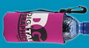 Custom Camo Scuba Bottle Bag Bottle Cover W/ Belt Loop & Clip (1 Color), 4 5/8
