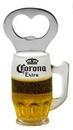 Custom Beer Mug Bottle Opener, 1 7/8