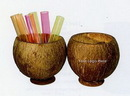 12 Oz. Natural Coconut Cup (Blank)