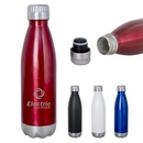 Custom 16 oz. Swig Stainless Steel Double Wall Bottle, 2 1/2