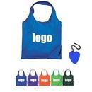 Custom 190T Folding Grocery Tote Bag, 15