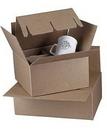 Custom 4 Pack Mug Mailer Brown Package, 5