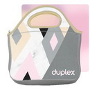 Custom Gran Klutch Neoprene Lunch Bag 4CP Duplex, 11.5