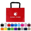 Custom Horizontal Non-Woven Shopping Tote Bag, 16