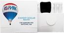 Matchbook Tee Holder w/ Blank Evolution Golf Tees
