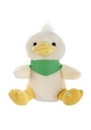 Custom Soft Plush Duck With Bandana 12