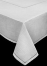 Blank Perma-Press Gilucci Tablecloth, 72