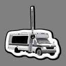 Custom Bus (Tour, Sm) Zip Up