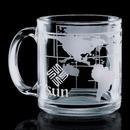 Custom 13 Oz. Bismark Globe Mug