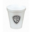 Custom 8 Oz. Beverage Foam Cup