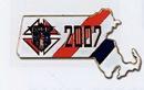 Custom Soft Enamel Lapel Pins/ Emblems/ Zipper Pulls (1 1/4