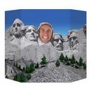 Custom Presidential Mountain Photo Prop, 37