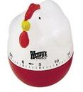 Custom Chicken 60 Minute Kitchen Timer