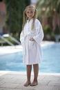 Custom Basic Kimono Robe - 12 Oz. Velour (Size 3-5)